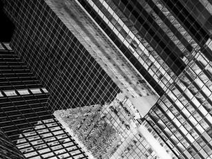 New-York in Black & White - 1 - ניו-יורק בשחור-לבן