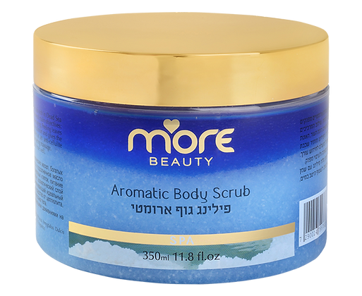 Aromatic Body Scrub - Ocean
