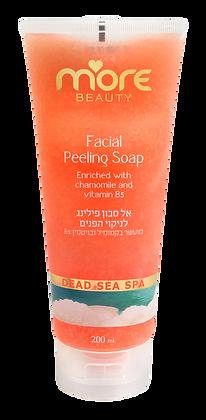 אל סבון פילינג לניקוי הפנים