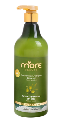Treatment Shampoo Olive oil