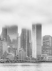 Fog in New York - ערפל בניו יורק
