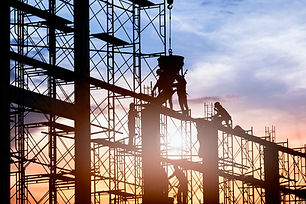 silhouette-worker-construction-building-
