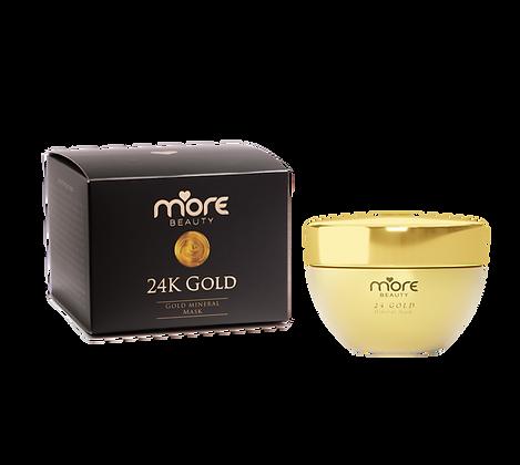 Gold mineral Mask 24K
