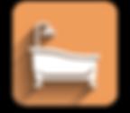 סתימה באמבטיה