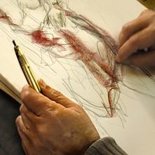 The painter's hands - 1 - ידי הצייר