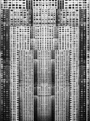 B&W Density - צפיפות בשחור-לבן