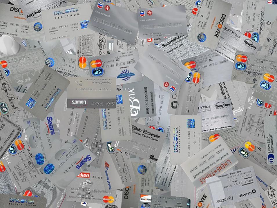 Chris Jordan - Credit Cards