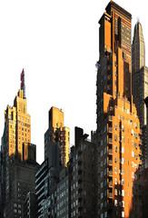 Golden hour, N.Y. - שעת הקסם בניו-יורק