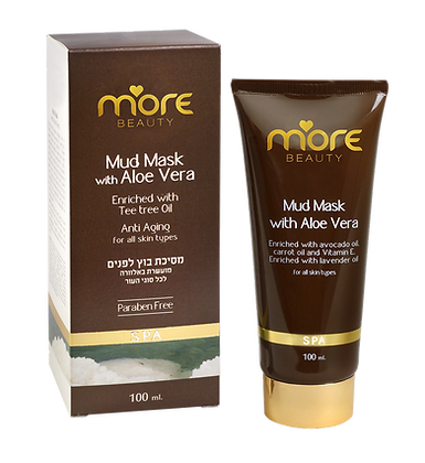 Facial Mud Mask