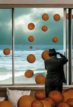 Homage to Rene Magritte - מחווה למגריט
