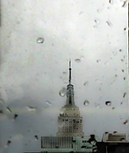 The tower in the rain - המגדל בגשם