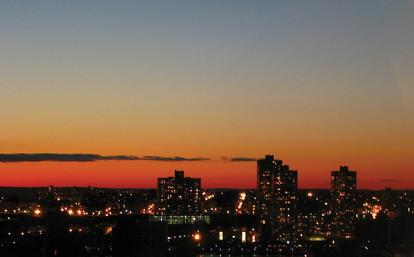 Sunrise in New York - זריחה בניו יורק