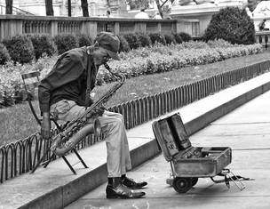 Street player - נגן רחוב