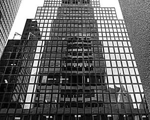 New-York in Black & White - 4 - ניו-יורק בשחור-לבן