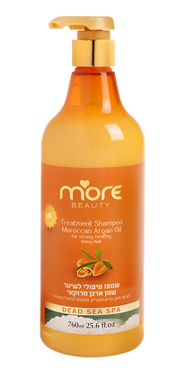 Treatment Shampoo Moroccan Argan Oil