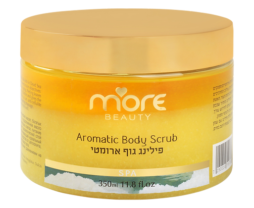 Aromatic Body Scrub - Lemon grass