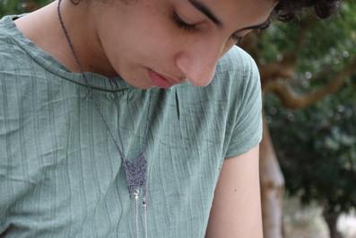 Silver Necklace