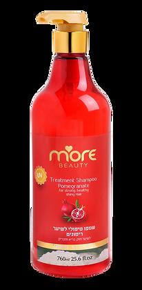 Treatment Shampoo Pomegranate