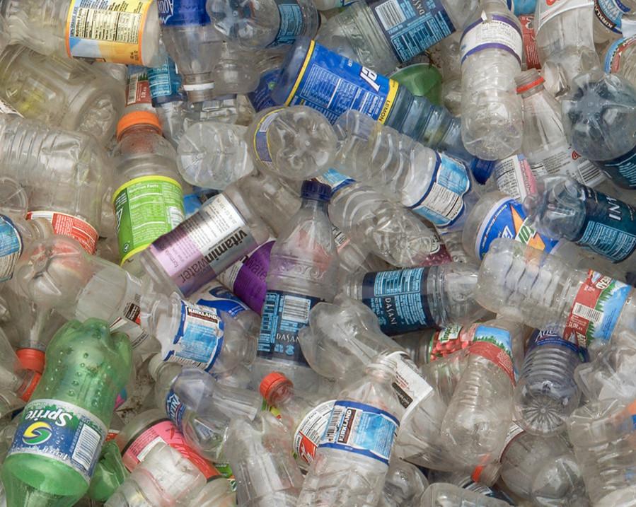 Chris Jordan - Plastic Bottles