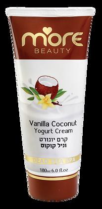 Vanilla Coconut Yogurt Cream
