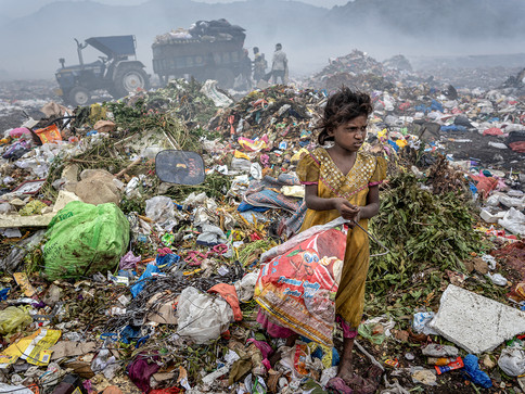 Christoph Püschner -The Waste Pickers´ Dumping Yard