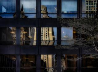 Midnight reflection - השתקפות חצות