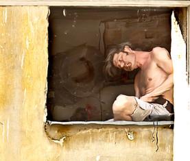 The man in the window - האיש בחלון