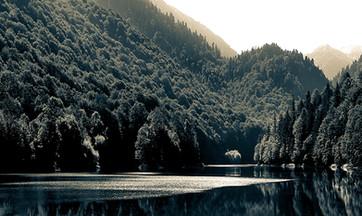 The Black lake - האגם השחור
