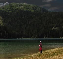 By the lake - על שפת האגם