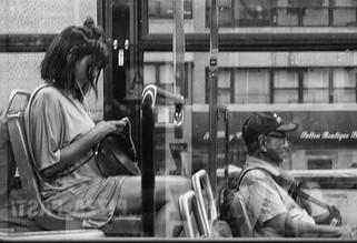 In the bus - באוטובוס