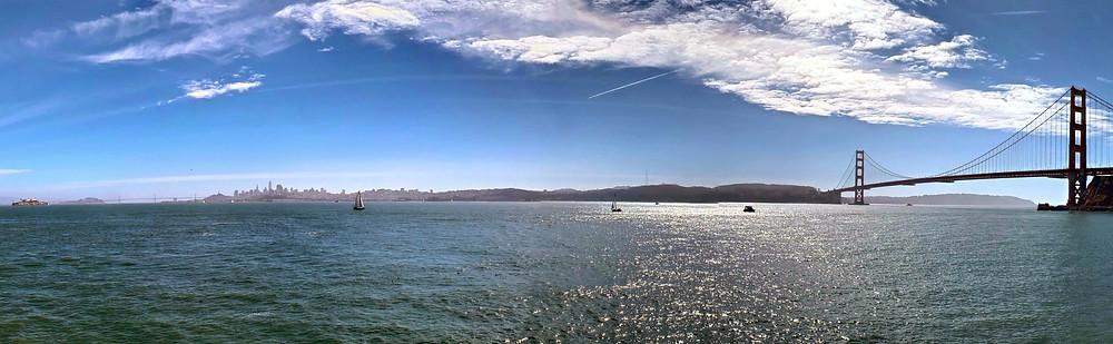 Alcatraz to the Golden Gate
