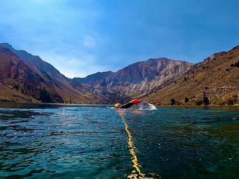 Eastern Sierra Swimming