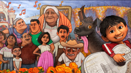 Disney-Pixar's Coco Billboard