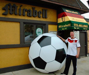 MIRABELL - WORLD CUP CELEBRATION