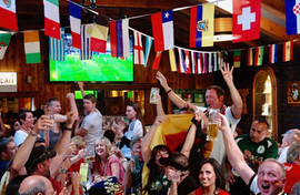 WORLD CUP CELEBRATION - MIRABELL
