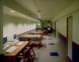 RESIDENCE DORMITORY STUDY AREA