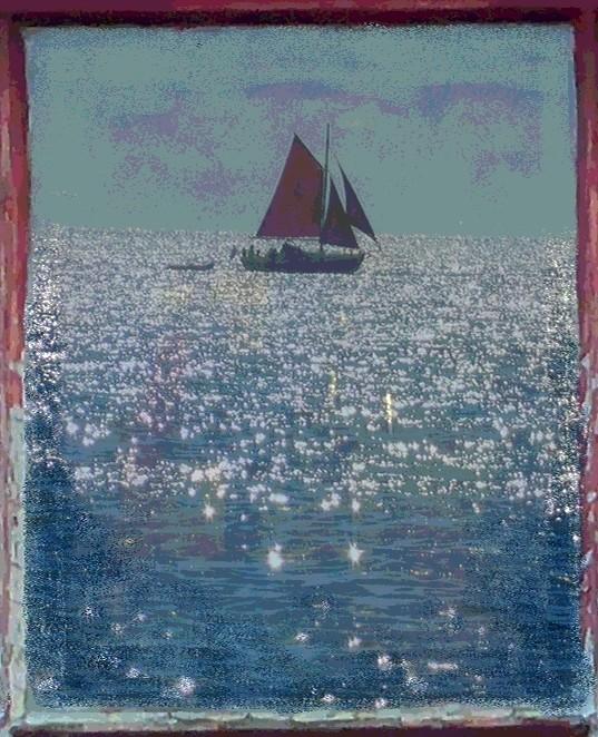Boatyard Dreams Sailingboat