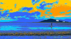 Burgh Island Supping