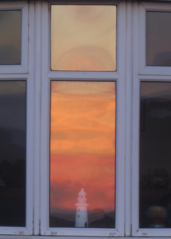 Hope Cove Sunset