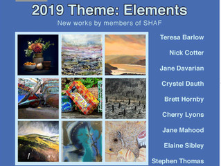 New Digital Surrealist works at Contemporary Passions at Harbour House, 16 - 28 July 2019