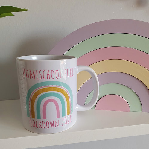 Homeschool Fuel Mug