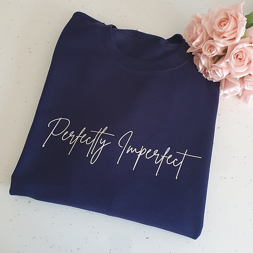 Perfectly Imperfect Sweater