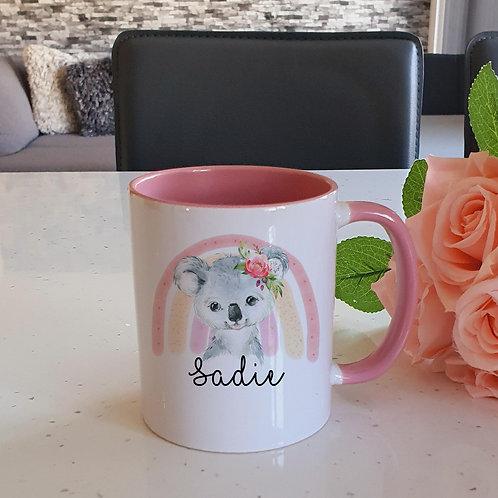 Personalised Koala Mug
