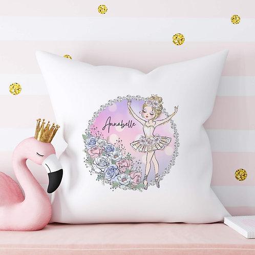 Ballerina Cushion