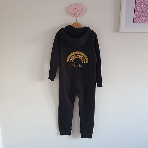 Personalised Rainbow Onesie