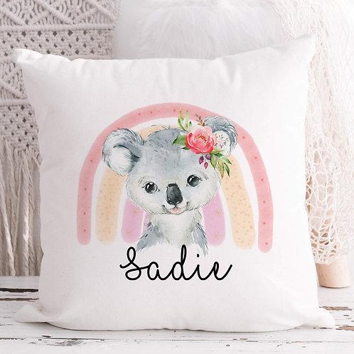 Personalised Koala Cushion