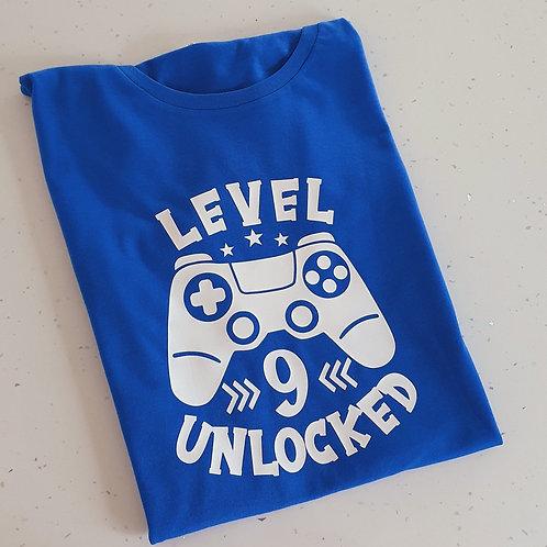 Games Control Birthday T-Shirt