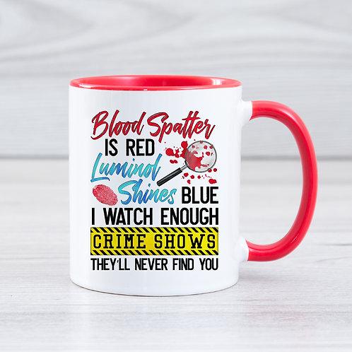 True Crime Mug