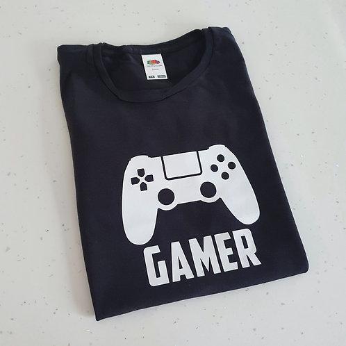 Gamer T-Shirt More Colours