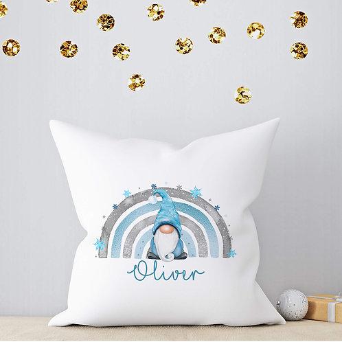 Christmas Gnome Cushion